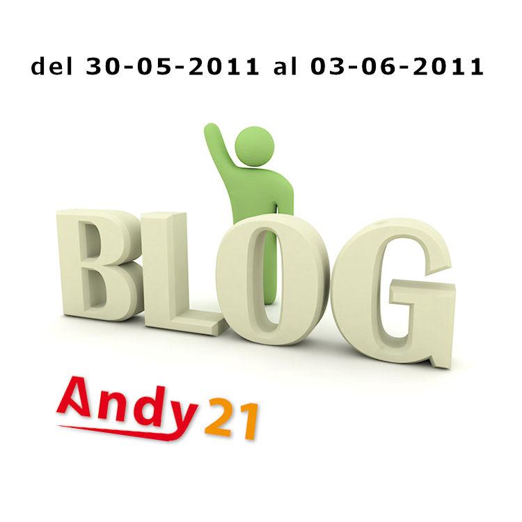 del 30-05-2011 al 03-06-2011