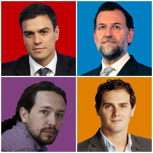 Candidatos de Elecciones España 2015