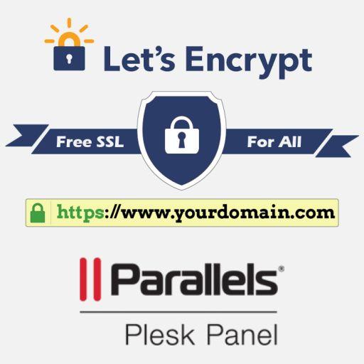 Certificado SSL gratis Let's Encrytp en Plesk