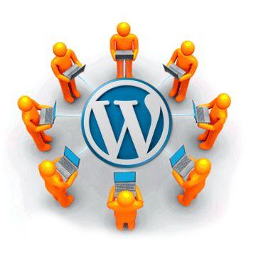 Red Social con WordPress