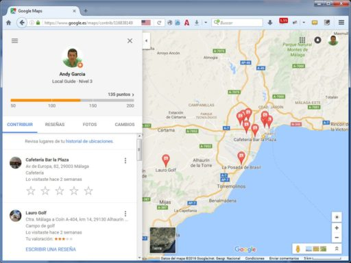 Google Local Guides 4