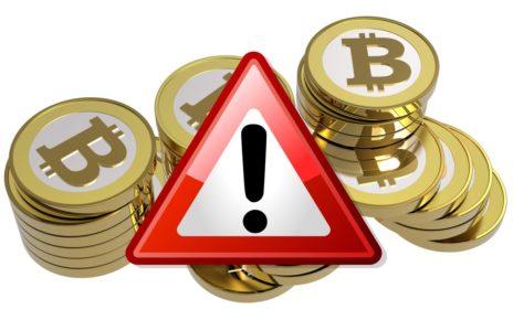 Peligro Bitcoin